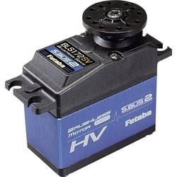 Futaba Mini-Servo SBL 172 SV digitalni servo, material pogona: železo vtični sistem: Futaba