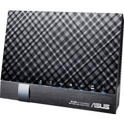 WLAN ruter s modemom DSL-AC56U Asus ugrađeni modem: VDSL, ADSL2+, ADSL 2.4 GHz, 5 GHz 1200 MBit/s