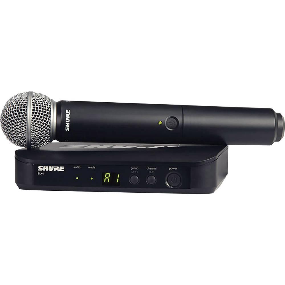 Brezžični mikrofon Shure BLX24E/SM58-T11, komplet