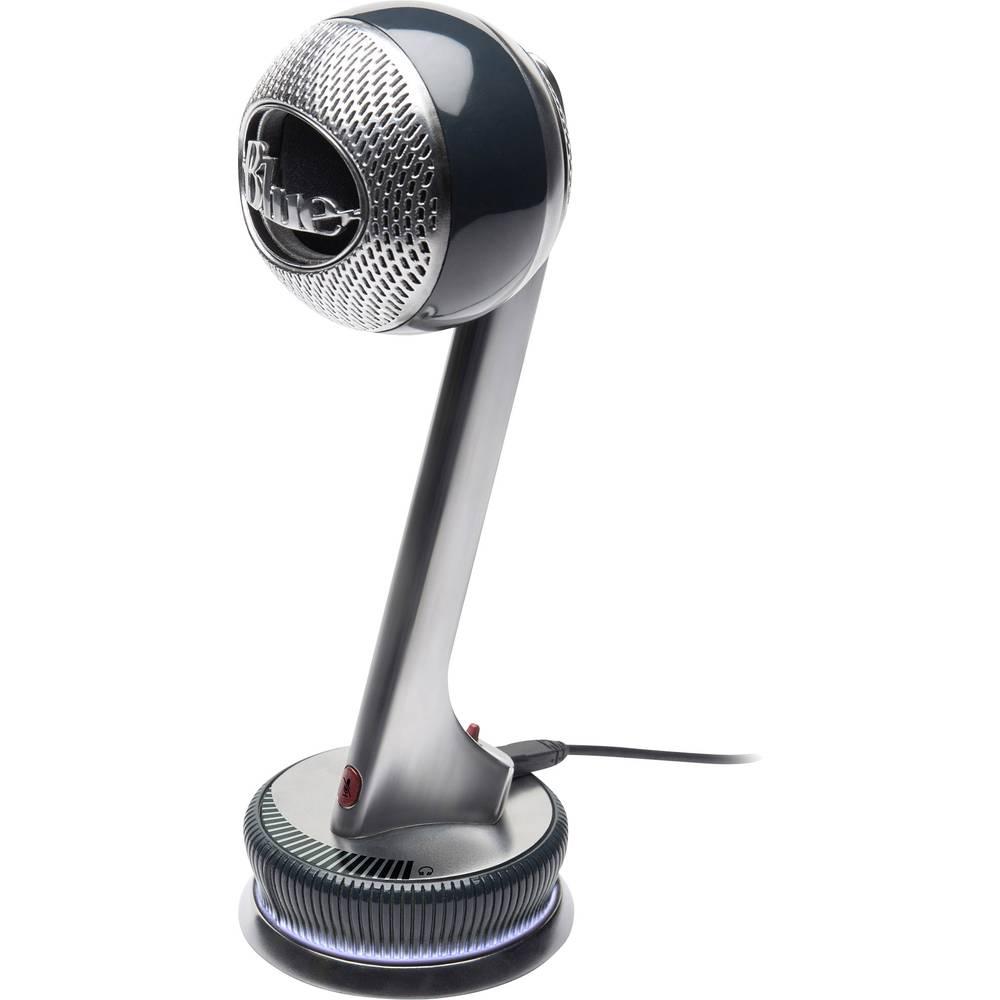 USB mikrofon Blue Microphones NESSIE spajanje kablom podnožje