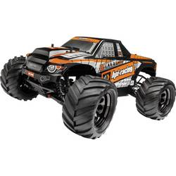 RC-modelbil Monstertruck 1:10 HPI Racing Bullet MT Flux Brushless Elektronik 4WD RtR