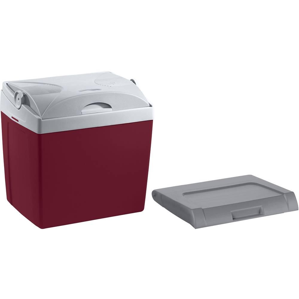 Rashladna kutija U26 DC sa 2 pasivna poklopca, crvena 12 V crvena 25 l energ. učinkovitost=n.rel. MobiCool