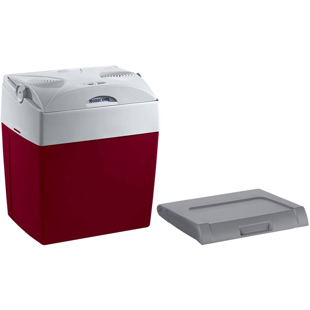 Hladilna torba V30 AC/DC z dvema pasivnima pokrovoma, rdeča 12 V, 230 V rdeča 29 l energ. razred=A++ MobiCool
