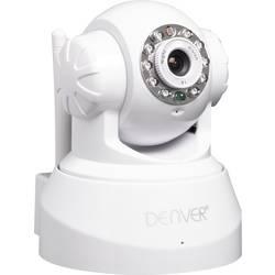 LAN, WLAN Omrežna nadzorna kamera 640 x 480 Pixel Denver IPC-330