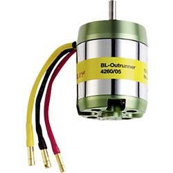 brezkrtačni elektromotor za model zračnega plovila BL Outrunner 4260/05 10-20 V ROXXY kV (obratov/min na volt): 710