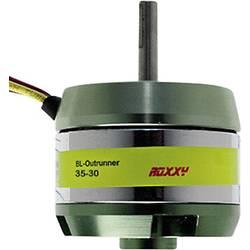 brezkrtačni elektromotor za model zračnega plovila BL Outrunner 3530/45 10-25 V ROXXY kV (obratov/min na volt): 300