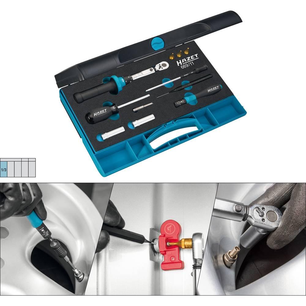 Kontrola tlaka u gumama alat Hazet 669/11
