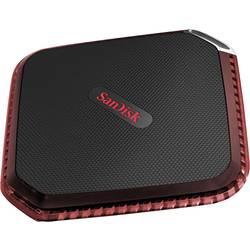 Zunanji SSD-trdi disk 6.35 cm (2.5 palčni) 480 GB SanDisk Extreme® 510 prenosljiv črne barve USB 3.0
