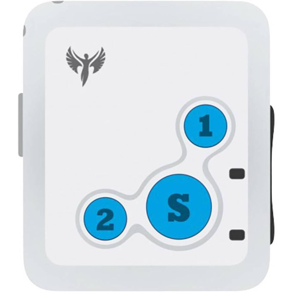 GPS sledilna naprava za sledenje osebam Amparos S6 bele barve