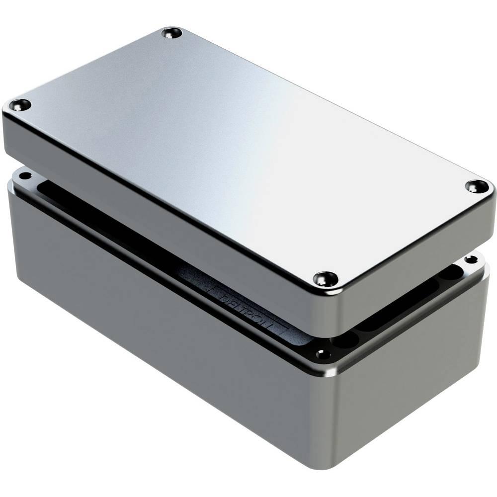 Universalkabinet 220 x 120 x 90 Aluminium Natur Deltron Enclosures 486-221209 1 stk