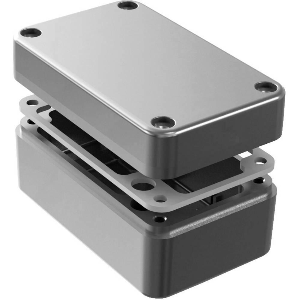 Universalkabinet 130 x 80 x 60 Aluminium Natur Deltron Enclosures 486-130806-68 1 stk