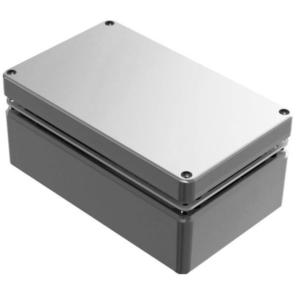 Universalkabinet 260 x 160 x 90 Aluminium Natur Deltron Enclosures 486-261609-66 1 stk