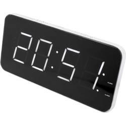 Väckarklocka SoundMaster UR8900SI Svart, Silver Larmtider 2