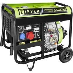 Strømgenerator Zipper ZI-STE6700D
