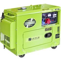 Zipper ZI-STE7500DS dizel električni generator 5.7 kW 162 kg