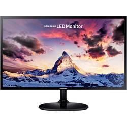 LED-zaslon 68.6 cm (27 ) Samsung S27F350FH EEK A 1920 x 1080 pikslov Full HD 4 ms HDMI™, VGA PLS LED