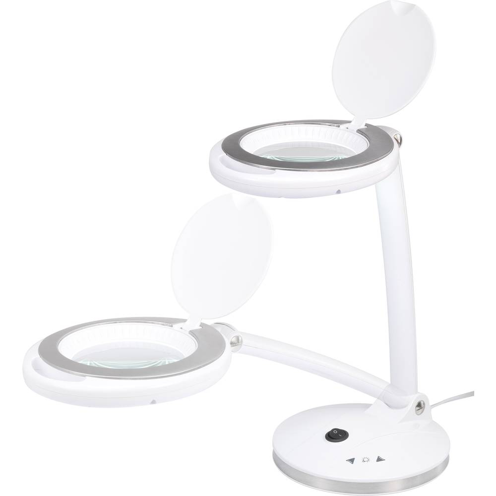 SMD-LED svetilka za lupe TOOLCRAFT 1425137 povečevalni faktor: 1.75 x -premer 100 mm