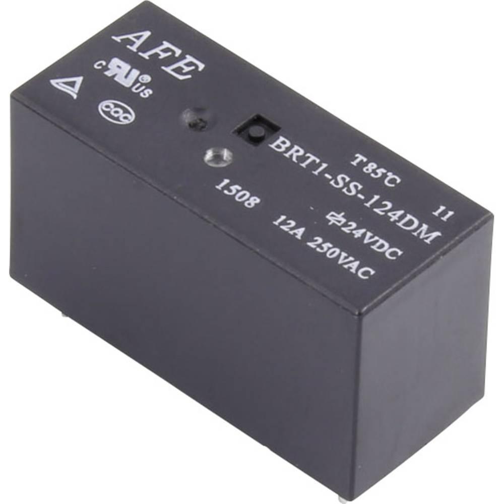 Printrelæ 5 V/DC 12 A 1 x sluttekontakt AFE BRT1-SS-105DM 1 stk