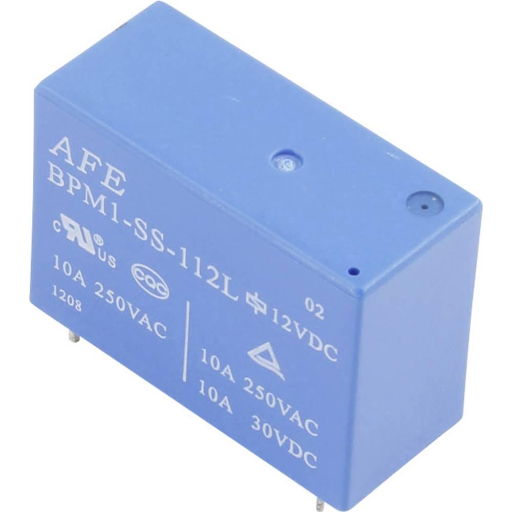 Printrelais (value.1292897) 5 V/DC 10 A 1 Schließer (value.1345270) AFE BPM1-SS-105LM 1 stk