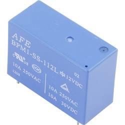 Printrelais (value.1292897) 24 V/DC 10 A 1 Schließer (value.1345270) AFE BPM1-SS-124LM 1 stk