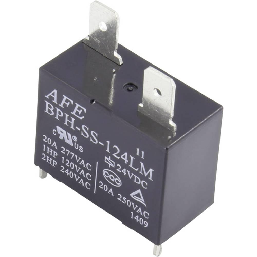 Printrelæ 5 V/DC 20 A 1 x sluttekontakt AFE BPH-SS-105LMP 1 stk