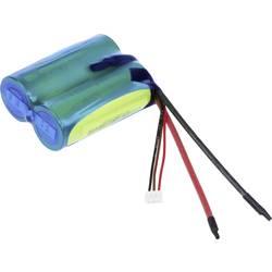 Akumulatorski paket 2 26650 kabel, vtikač LiFePO 4 A123 vrstični sistem F1x2 6.6 V 2500 mAh