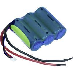 Aku paket 3x26650 Kabel, Vtikač LiFePO 5 A123 Systems Reihe F1x3 9.9 V 2500 mAh