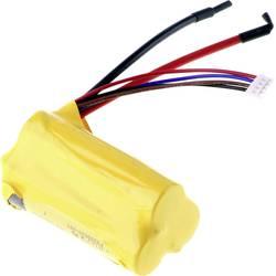 Aku paket 3x18650 Kabel, Vtikač LiFePO 5 XCell Delta D1x3 9.9 V 1100 mAh