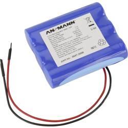 Aku paket 3x4/3 A Kabel Li-Ion Ansmann 2447-3006 3.7 V 6750 mAh