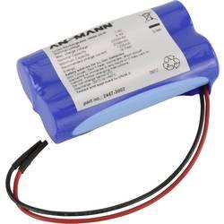 Aku paket 2x4/3 A Kabel Li-Ion Ansmann 2447-3002 7.4 V 2250 mAh