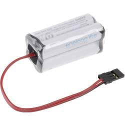 aku paket 4x micro (aaa) kabel, vtikač nimh Panasonic eneloop Lite Würfel F2x2 4.8 V 550 mAh