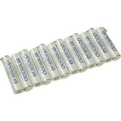 Akumulatorski paket Panasonic eneloop Reihe F1x12, 14.4 V, 750 mAh, 12 Micro (AAA), U spajkalni priključek, NiMH