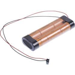 aku paket 6x sub-c kabel, vtikač nimh Panasonic Inline L2x3 MPX 7.2 V 3000 mAh