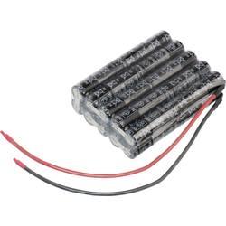 aku paket 20x mignon (aa) kabel nicd Panasonic Würfel F2x5x2 24 V 600 mAh