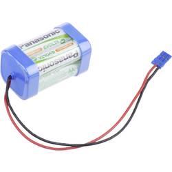 Akumulatorski paket Panasonic Würfel F2x2 Graupner 4.8 V 1900 mAh, 4 Mignon (AA), kabel, vtič
