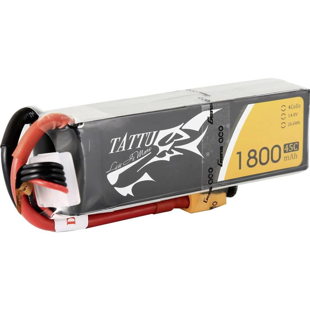 Modelarstvo - akumulator (LiPo) 14.8 V 1800 mAh 45 C Tattu XT60