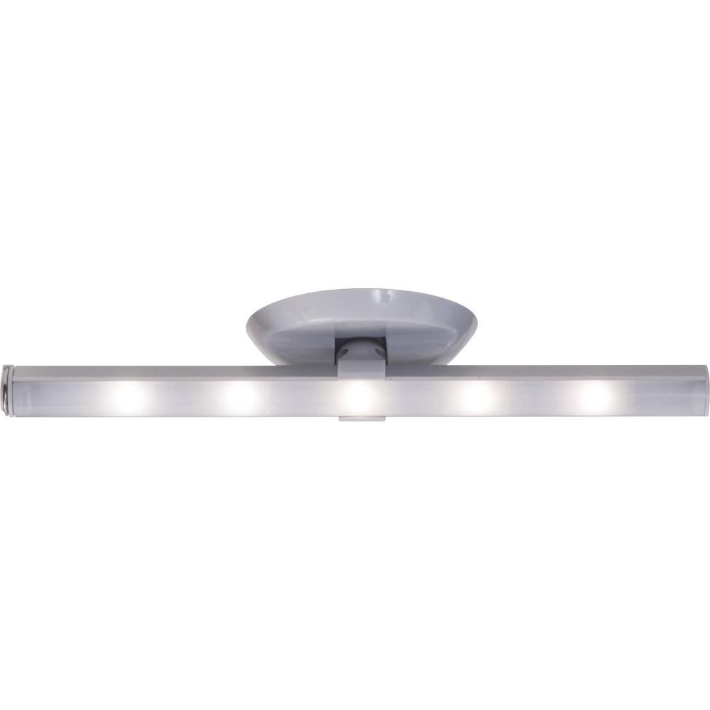 Majhna prenosna LED svetilka Müller Licht, srebrna