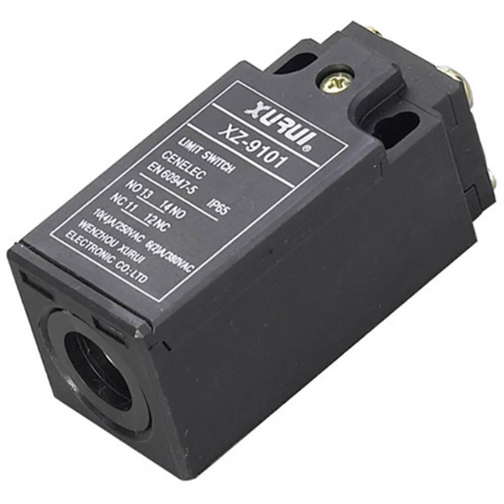 Konačni prekidač 250 V/AC 10 A podizač, tipkalno XZ-9/101 IP65 1 kom.