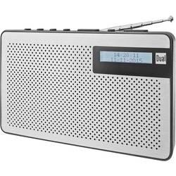 DAB+ Bärbar radio Dual DAB 82 Silver
