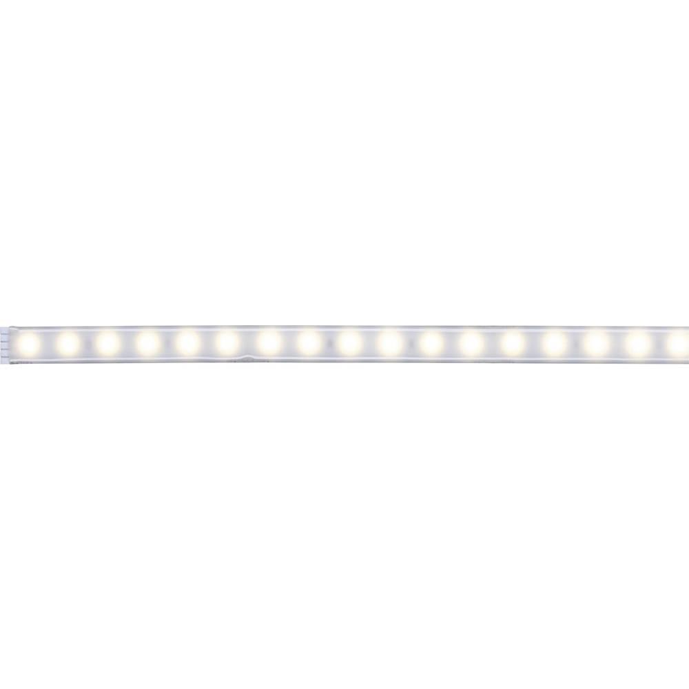 Razširitev za LED-trakove z vtičem 24 V 100 cm toplo-bele barve Paulmann MaxLED 70663