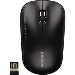 Bežični miš IR CHERRY MW 2110 zaštita - prskanje, crna