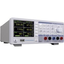 uređaj za analizu mreže 1-fazno s funkcijom zapisivača Rohde & Schwarz HMC8015
