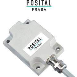 Inklinometer-sensor Posital Fraba ACS-080-2-CA01-HK2-CW Mätområde: -80 - +80 ° CANopen Kabel med öppna ändar