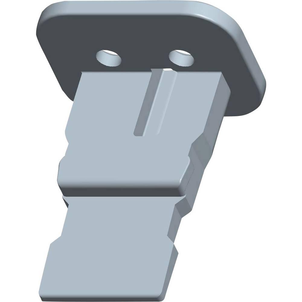 Dodatna oprema za vtični priključek DT serija, št. polov: 2 varnostni klin W2SA nemški 1 kos