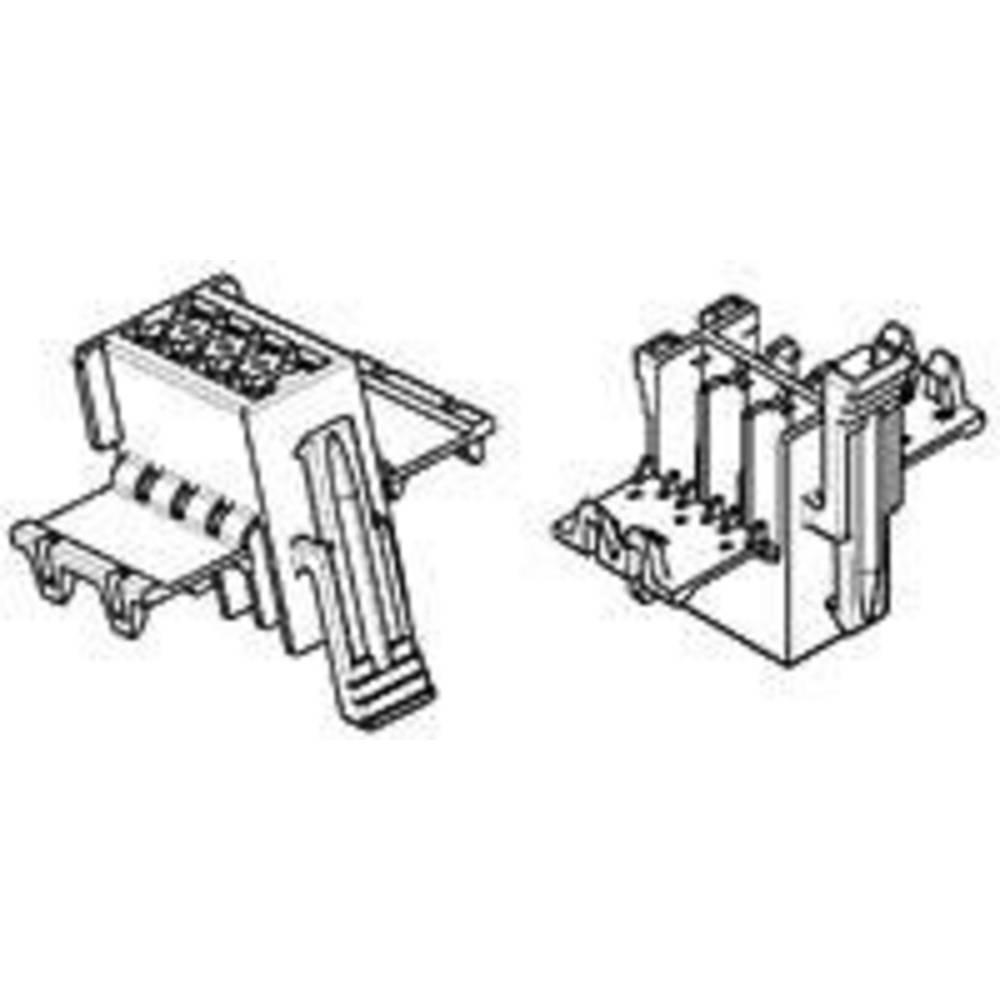 Stiftkabinet-kabel J-P-T (value.1360499) Samlet antal poler 6 TE Connectivity 1-929505-2 Rastermål: 5 mm 1 stk