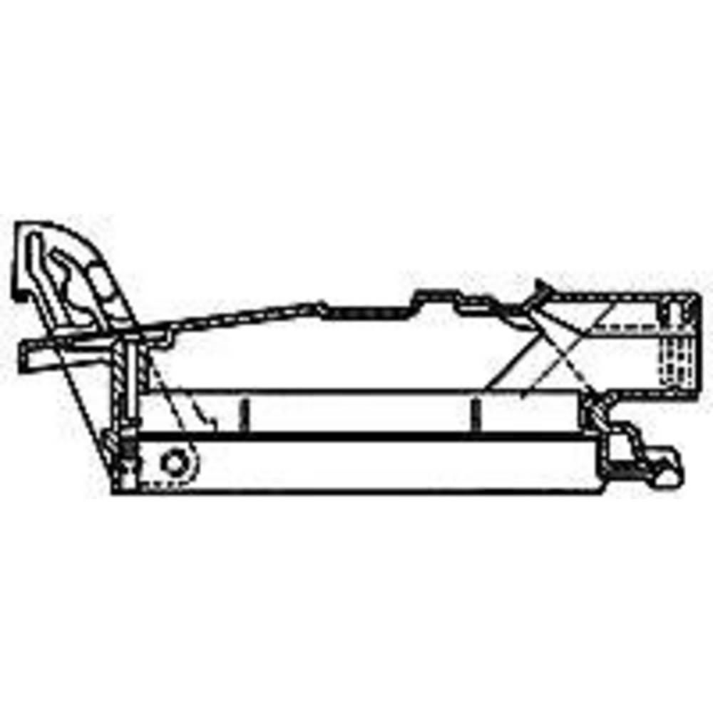 Stiftkabinet-kabel J-P-T (value.1360499) Samlet antal poler 4 TE Connectivity 1-962340-1 Rastermål: 5 mm 1 stk