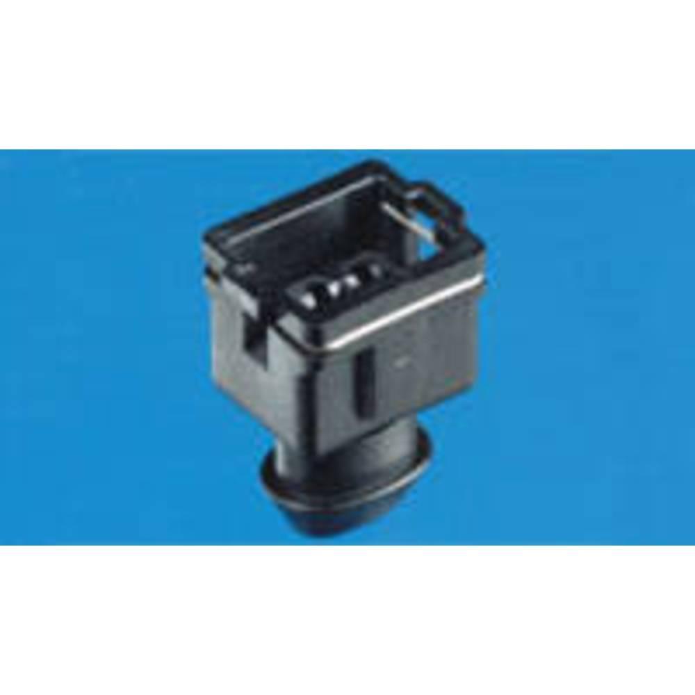 Tilslutningskabinet-kabel J-P-T Samlet antal poler 2 TE Connectivity 826008-5 Rastermål: 5 mm 1 stk