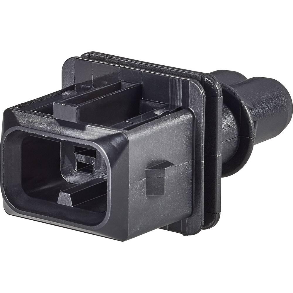 Stiftkabinet-kabel J-P-T Samlet antal poler 2 TE Connectivity 106462-1 Rastermål: 5 mm 1 stk