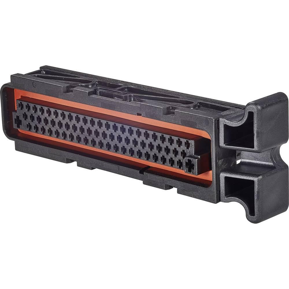 Tilslutningskabinet-kabel J-P-T (value.1360499) Samlet antal poler 68 TE Connectivity 963598-1 Rastermål: 4 mm 1 stk