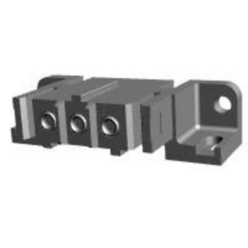 Ohišje vtičnice za tiskano vezje, skupno št. polov: 3 TE Connectivity 207609-7 razporeditev kontaktov: 5 mm 1 kos